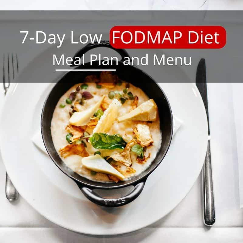 7 day low fodmap diet meal plan menu forumfinder Gallery