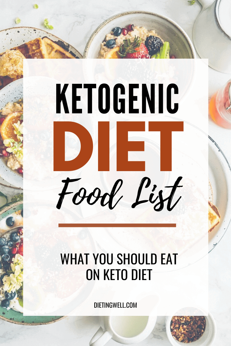 The Ultimate Keto Diet Food List
