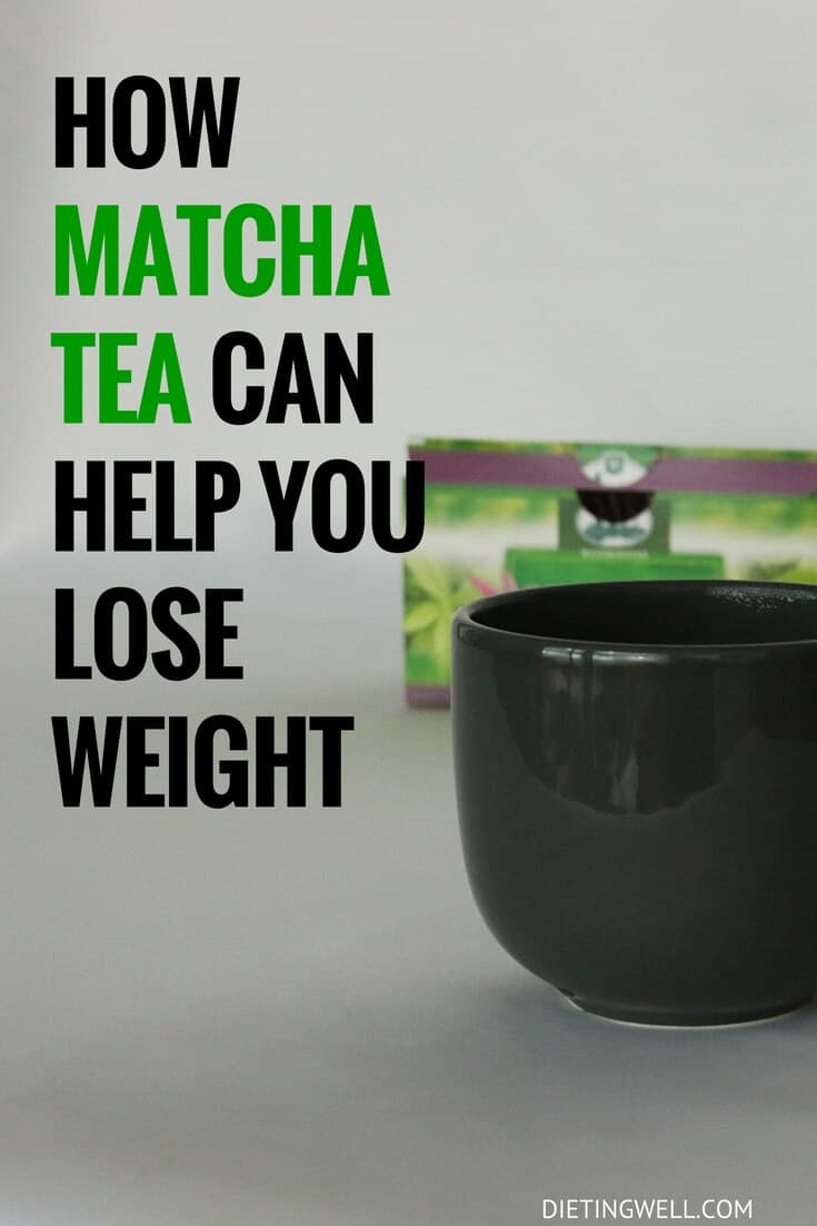 Matcha Tea Can Help You Lose Weight