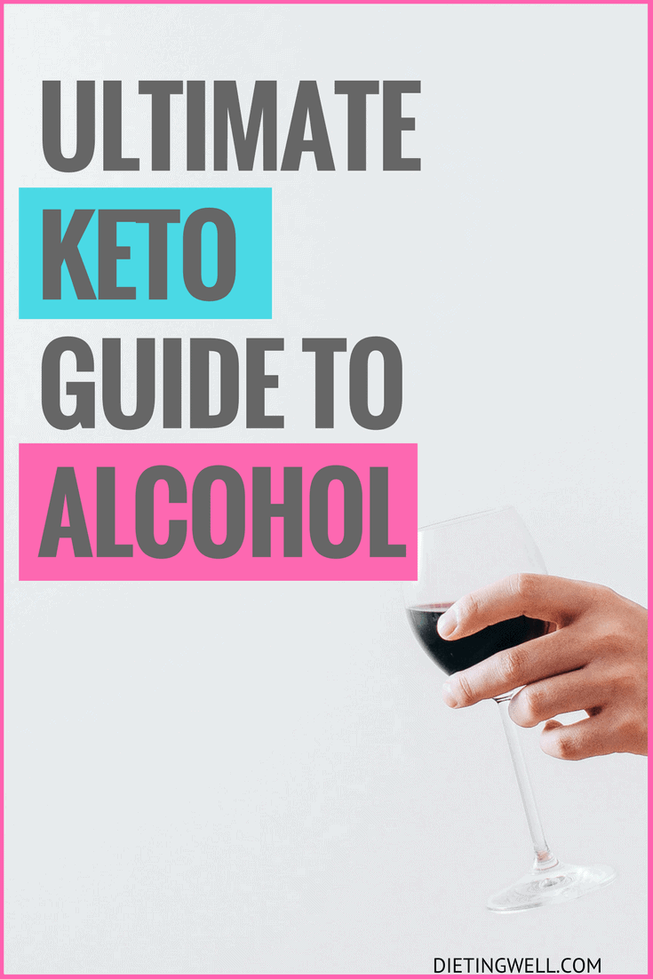Ultimate Keto Guide to Alcohol