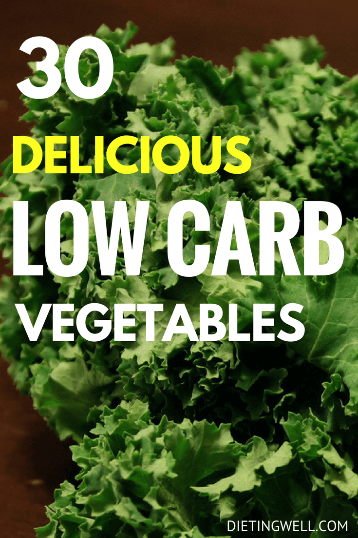 Eating low carb foods can reduce the body's production and consumption of glucose, which appears to have many thoroughly amazing health benefits. Here are 30 great low carb vegetables and delicious recipes to cook them in!