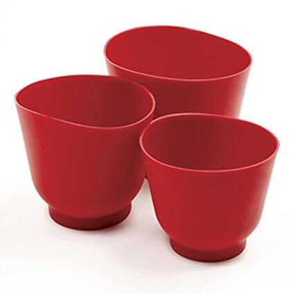 Silicone Measuring Bowls