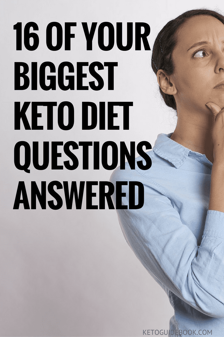We have compiled a list of 16 frequently asked questions regarding the keto diet. Whether you want to know what you can eat on the keto diet, how much it costs, or just if it is right for you, check out the list below.