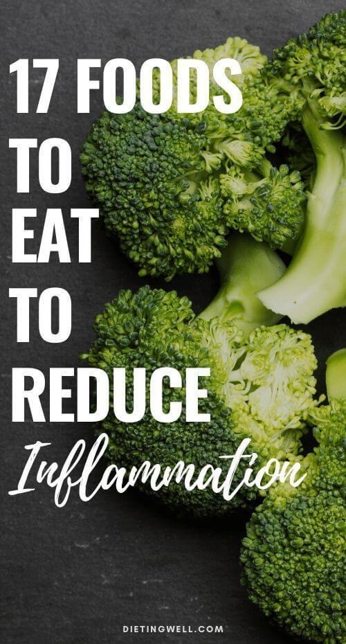 17 Best Anti-Inflammatory Foods to Eat