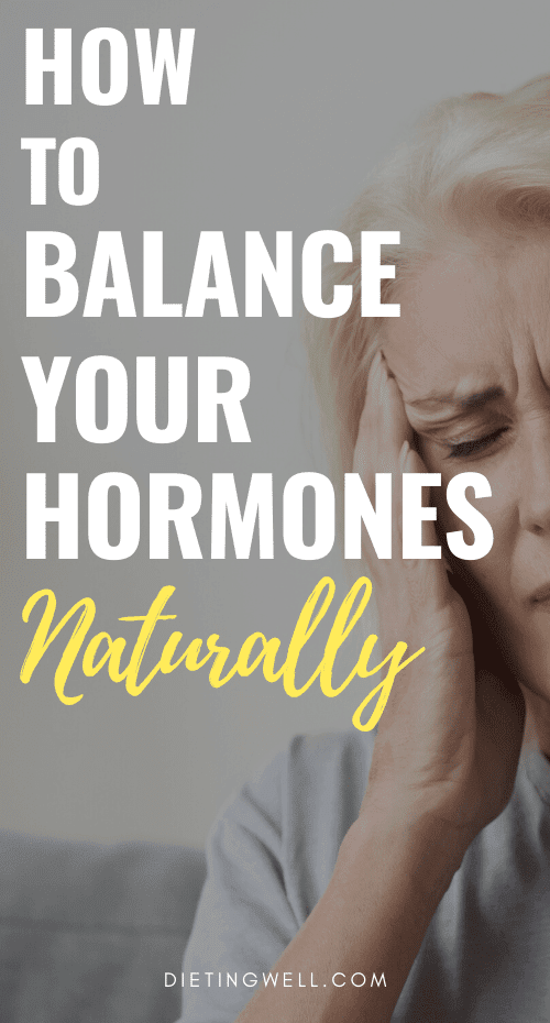 9 Easy Steps to Balance Hormones Naturally