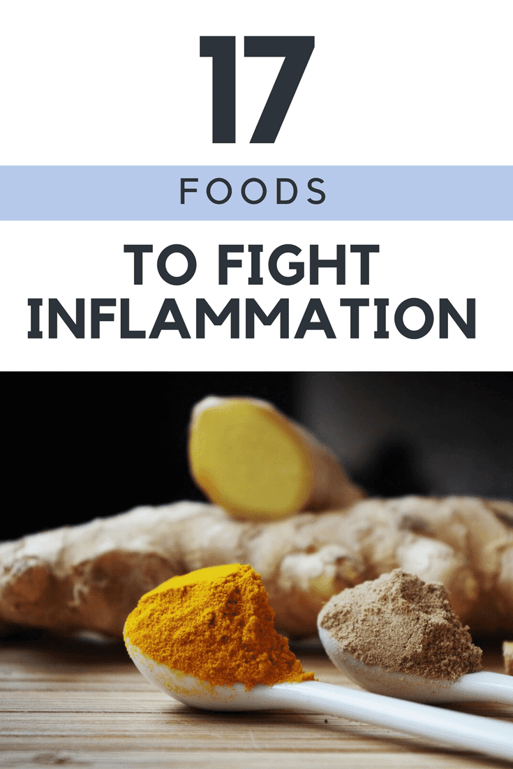 These 17 Foods Could Help You Reduce Inflamation