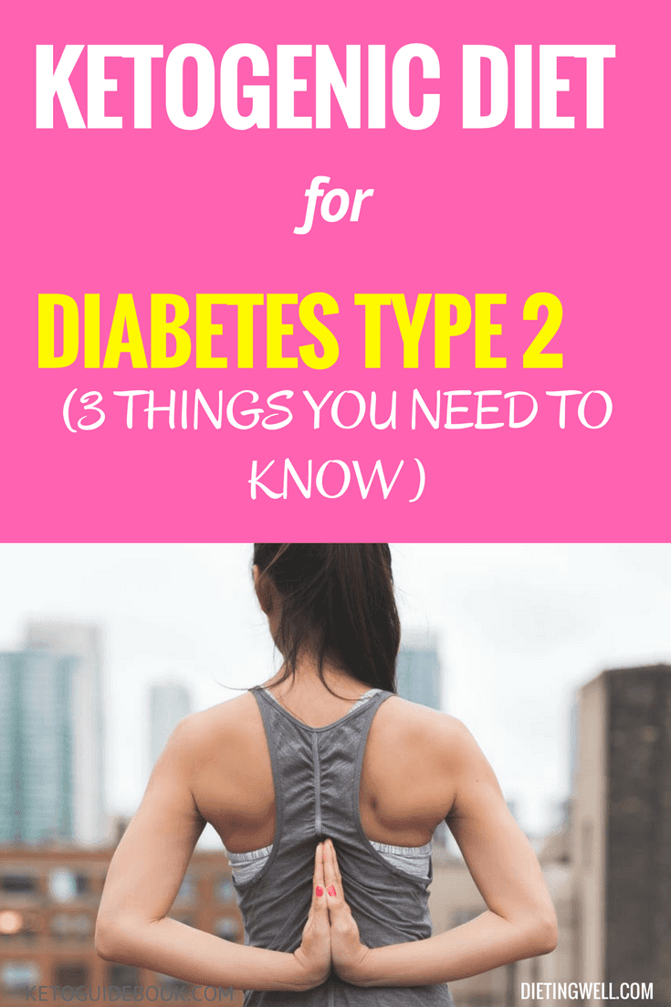 Ketogenic Diet for Diabetes Type 2