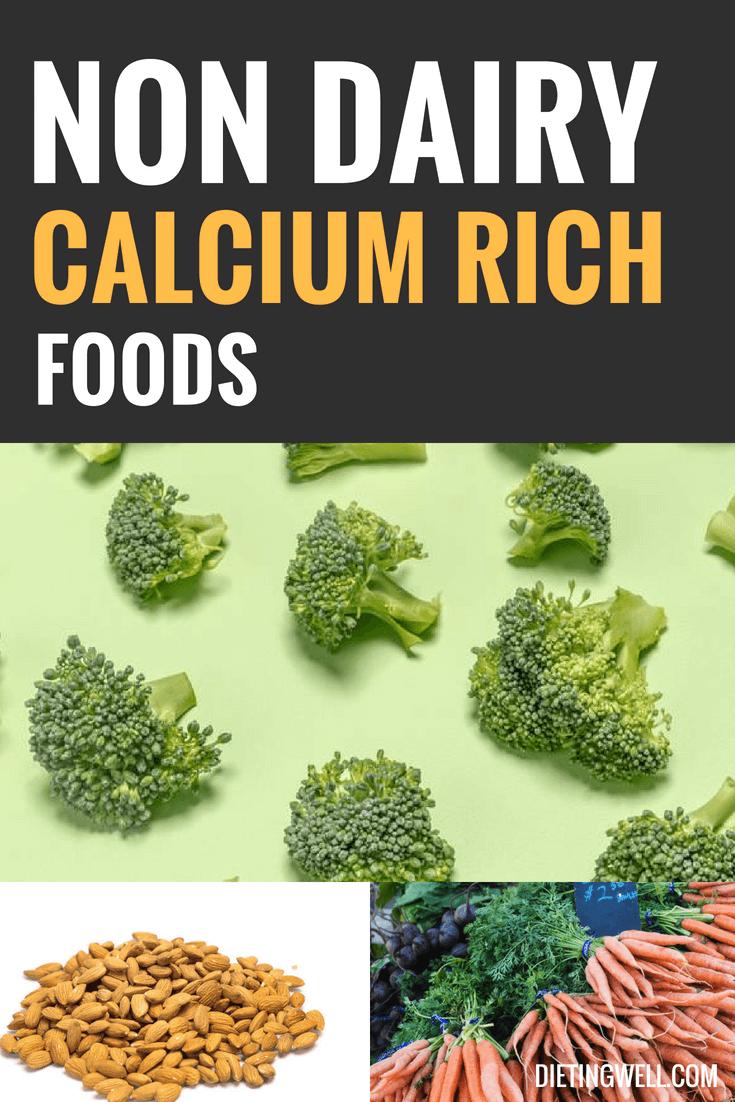 17 Non Dairy Calcium Rich Foods