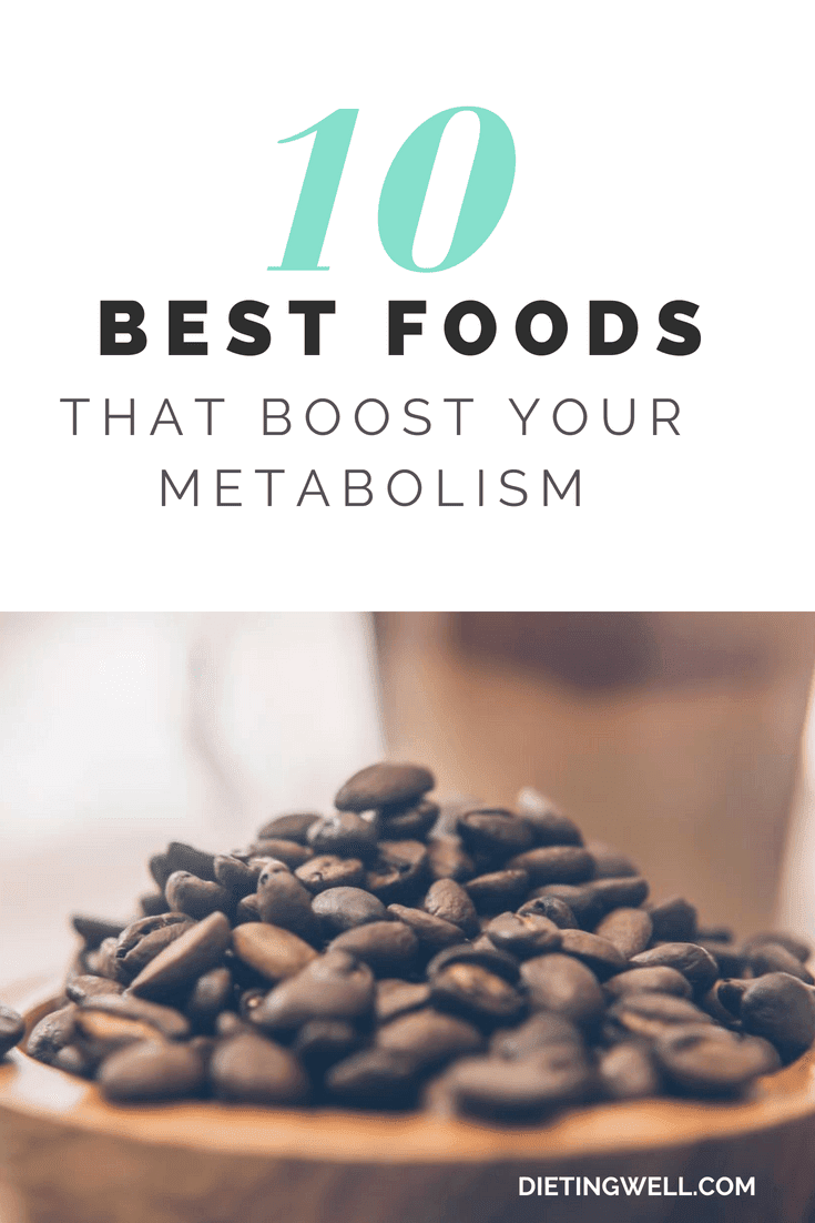 10 Best Foods That Boost Your Metabolism for a Flat Stomach