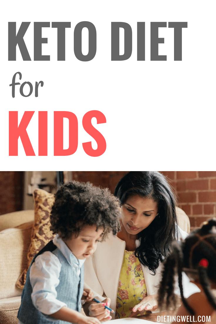 Ketogenic diet for kids