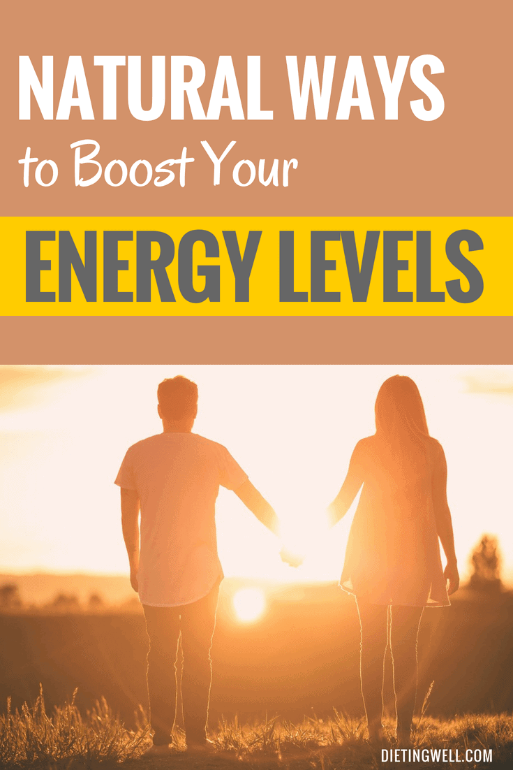 7 Natural Ways to Boost Your Energy Levels