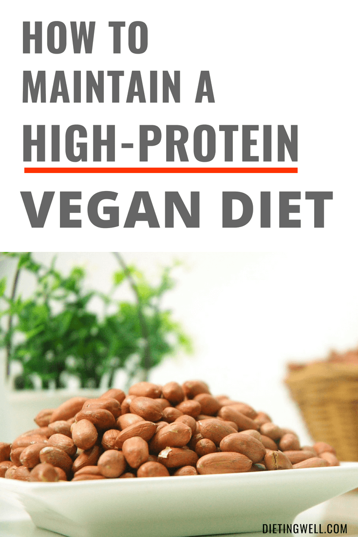 How to Maintain a High-Protein Vegan Diet
