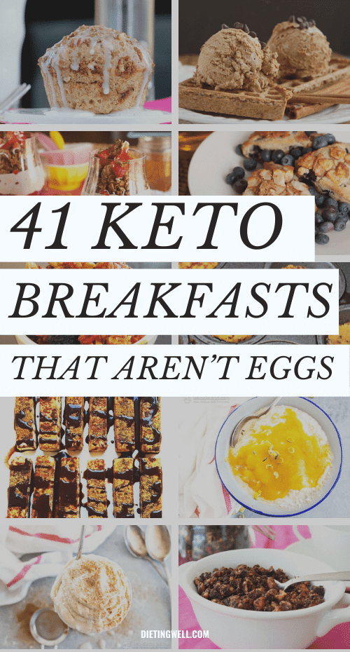 Best Keto Breakfasts That Aren't Eggs