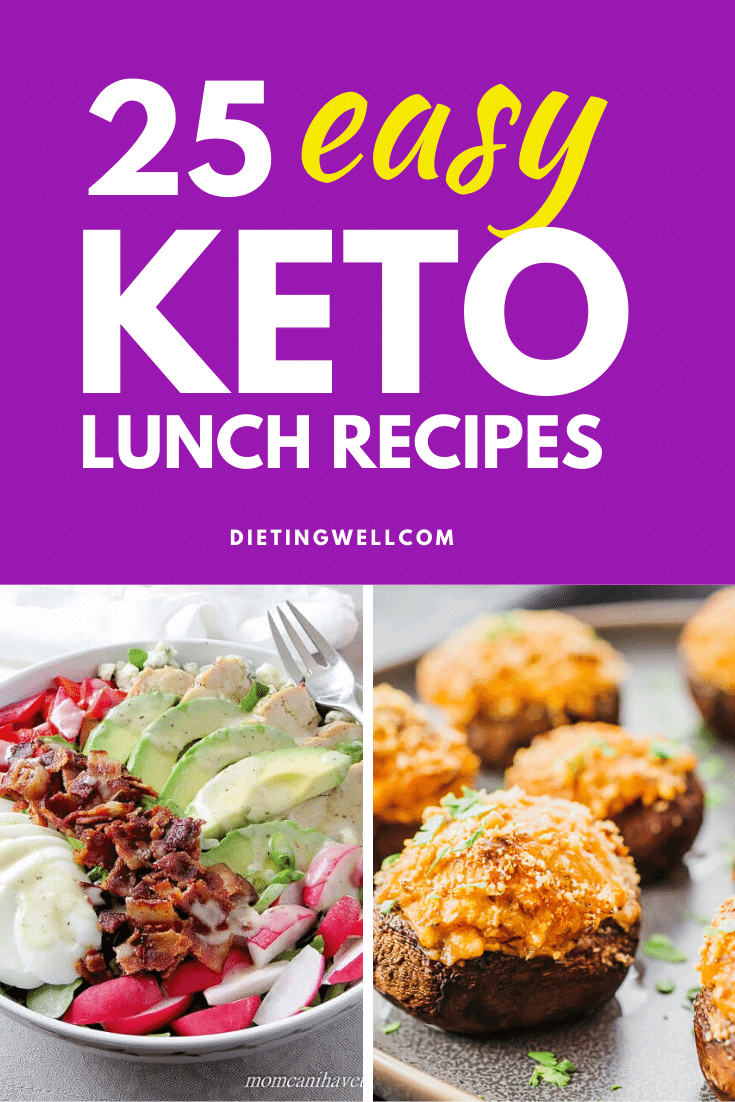 Easy Keto Lunch Recipes