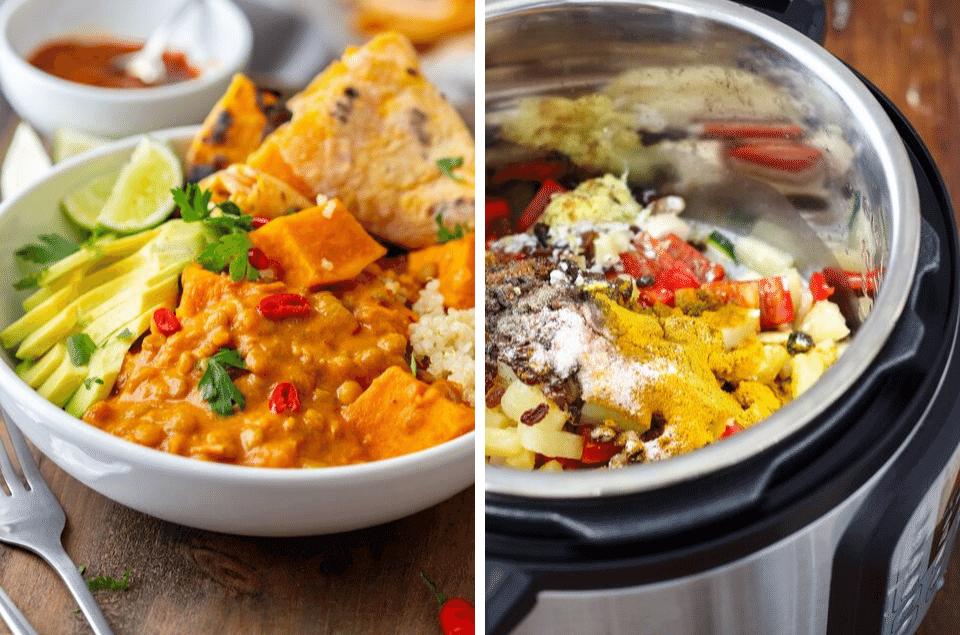 Keto Diet Instant Pot Recipes