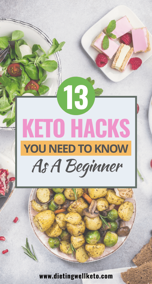 13 Keto Hacks You Need To Know As a Beginner