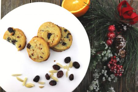 Cranberry-orange-shortbread-overhead-several